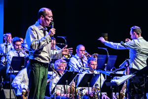 David Linx et Big Band Fontaine