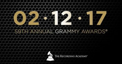 59TH Grammy Awards