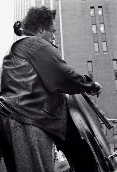 Charles Mingus - Bicentenial - NYC by Tom Marcello