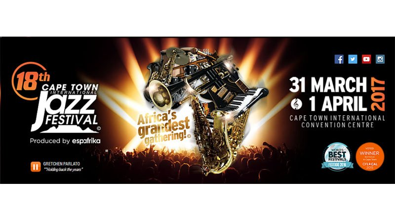 Cape Town 18TH Int Jazz Festival