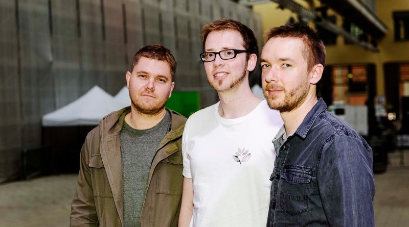 Man Made Object Gogo penguin interview jazz espresso jazzespresso mirti