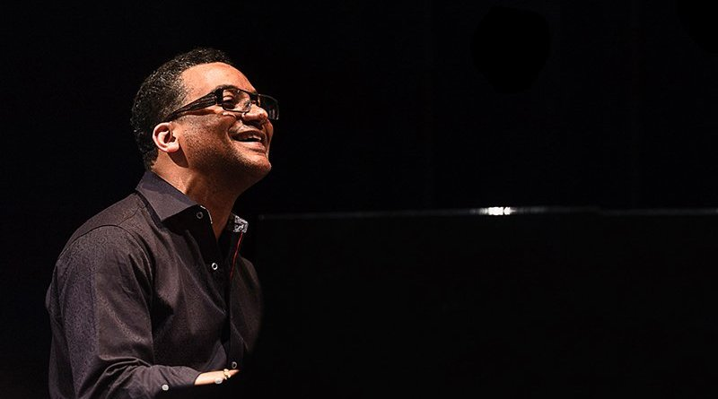 Gonzalo Rubalcaba - credits Leonardo Schiavone