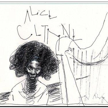 Alice Coltrane © Juan Alvaro