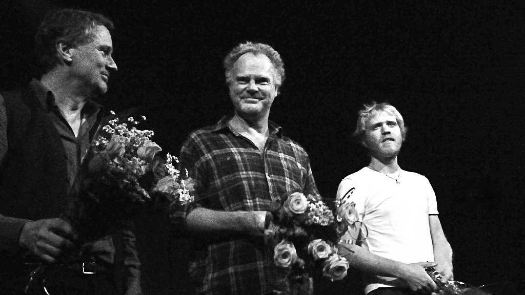Bobo Stenson Trio © Guy Van de Poel