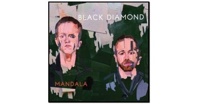 Black Diamond - Mandala