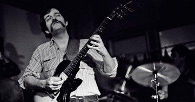 Goodbye John Abercrombie Jazzespresso Jazz Guitar