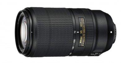 Nikon NIKKOR AFP 70 300E ED VR