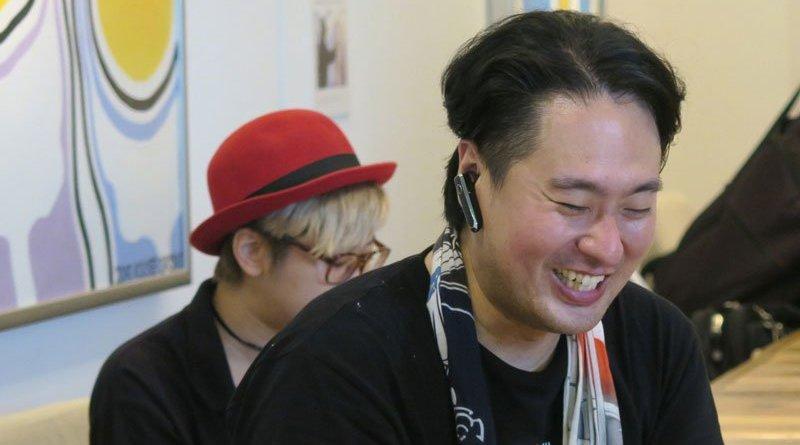 Ukkalin san Interview Django Festival Tokyo Eliza Wong Jazzespresso