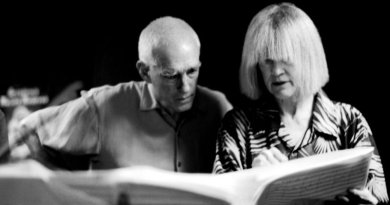 卡拉与史提夫的轻鬆聊 Carla Bley and Steve Swallow in Conversation
