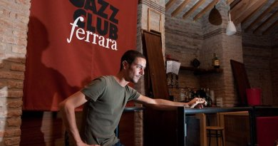 Ferrara in Jazz Francesco Bettini Interview Luigi Motta Jazzespresso