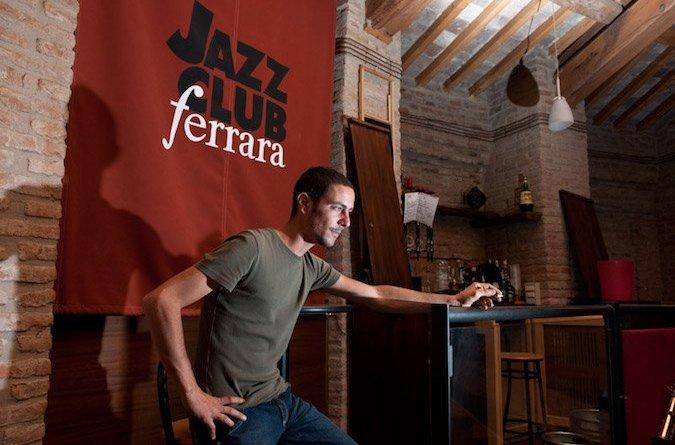 Ferrara in Jazz Francesco Bettini Interview Luigi Motta Jazzespresso