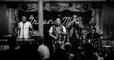 鹿特丹爵士音乐节 Rotterdam Jazz Festival 2017 - Jazzespresso Jazz