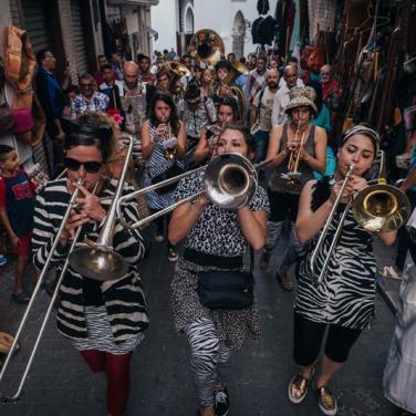 Morocco Tan Jazz Festival 2016 © Jack An