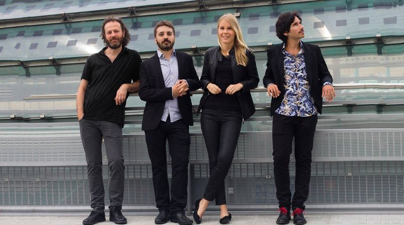 The Essence Quartet Europe Tour 2017 - Jazzespresso Jazz Espresso