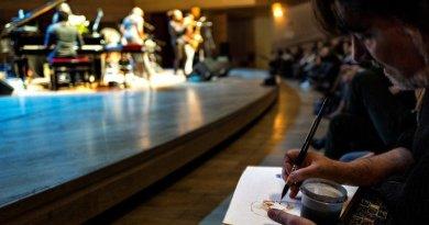 爵士艺术 - Jazz Art, Alessandro Curadi 专访 - Luca Vantusso - jazzespresso