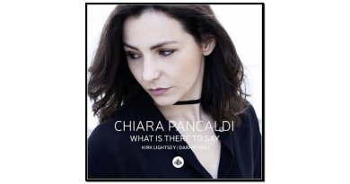 Chiara Pancaldi, What Is There To Say, Challenge - Jazzespresso zh