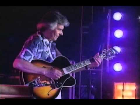 John Mclaughlin, Elvin Jones, Joey Defrancesco, Live @ Jazz a Juan, 1996 - jazzespresso