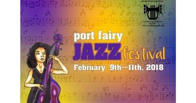 仙女港爵士音乐节 (Port Fairy Jazz Festival) 2018 - Jazzespresso