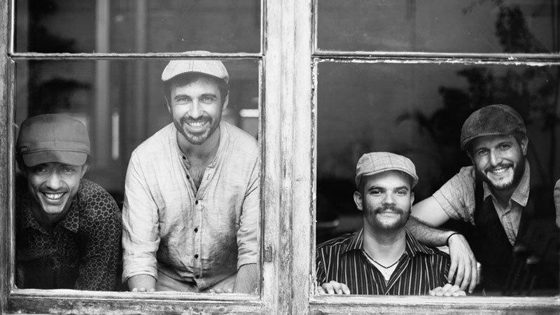 Aupa Quartet entrevista jazzespresso jazz espresso rossato