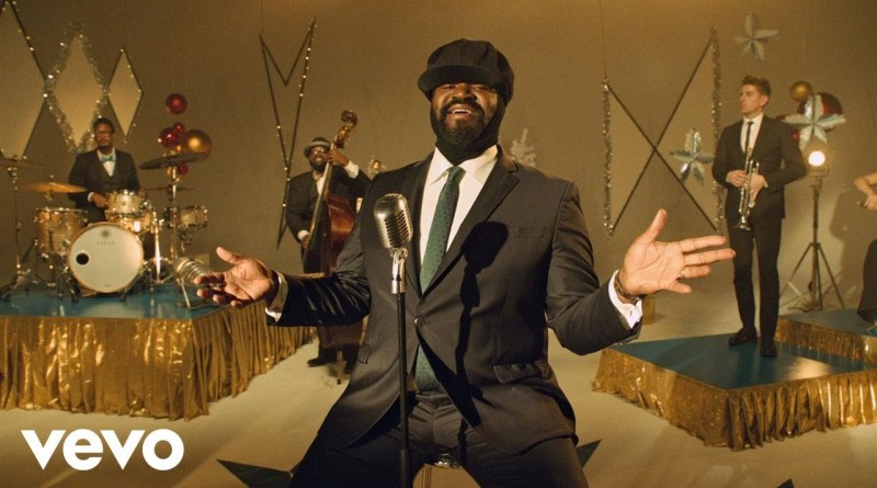 Gregory Porter, The Christmas Song - Jazzepresso YouTube Video