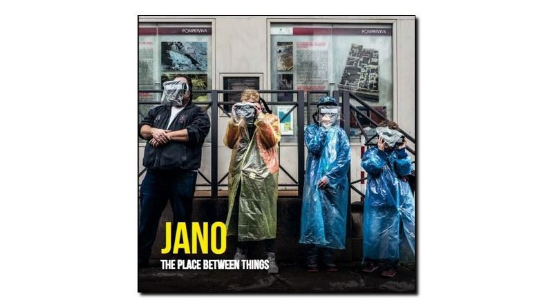 Jano, The Place Between Things, Via Veneto Jazz, 2017 - Jazzespresso tw