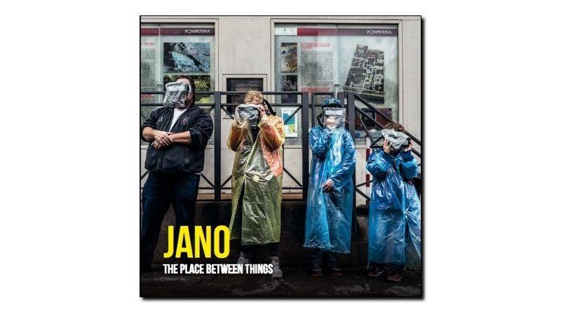 Jano, The Place Between Things, Via Veneto Jazz - Jazzespresso cn