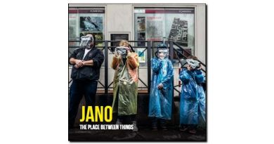 Jano, The Place Between Things, Via Veneto Jazz, 2017 - Jazzespresso en