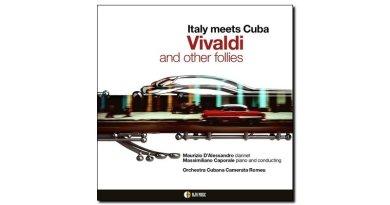 Maurizio D'Alessandro, Massimiliano Caporale, Italy Meets Cuba