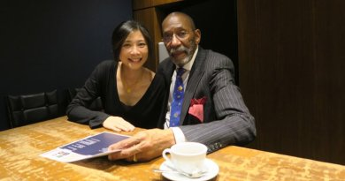 Ron Carter 專訪Eliza Wong Jazzespresso東京藍調爵士俱樂部 王慧思
