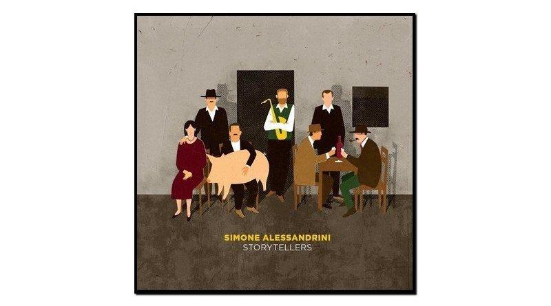 Simone Alessandrini, Storytellers, Parco della Musica, 2017 - Jazzespresso