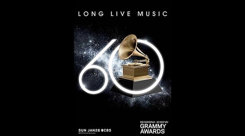 60th edition Grammy Awards 2018, New York, USA - Jazzespresso en