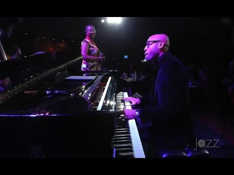 Cécile McLorin Salvant and the Aaron Diehl Trio, Live @ Dizzy's, 2016 - Jazzepresso YouTube
