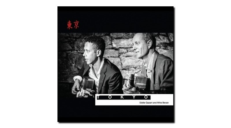 Eddie Gazani and Mike Bevan, Tokyo, Auto, 2017 - Jazzespresso tw