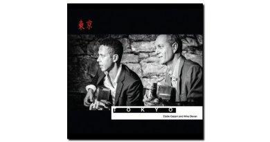 Eddie Gazani and Mike Bevan, Tokyo, Auto, 2017 - Jazzespresso es