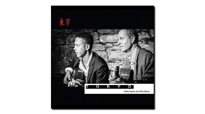 Eddie Gazani and Mike Bevan, Tokyo, Auto, 2017 - Jazzespresso en