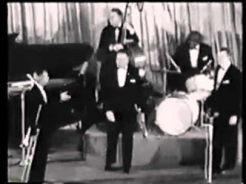 Kid Ory, Tiger Rag, Live @ Paris, 1959 - Jazzespresso YouTube Video