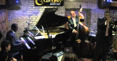 Love For Sale, Jeremy Pelt, Live @ Gregory's Jazz Club - Jazzepresso YouTube