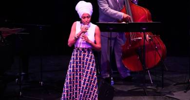 Tight, Jazzmeia Horn - Jazzepresso YouTube