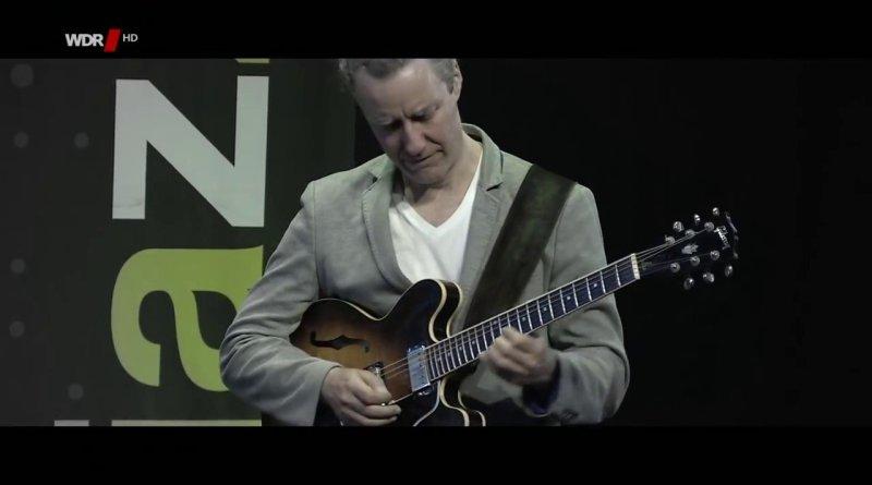 John Patitucci Electric Guitar Quartet Live Jazzfest Bonn Jazzespresso