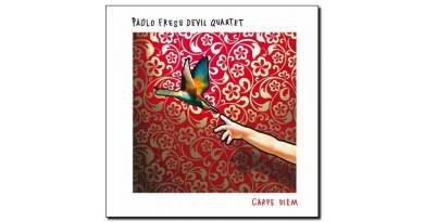 Paolo Fresu Devil Quartet - Carpe Diem - Tuk, 2018 - Jazzespresso zn