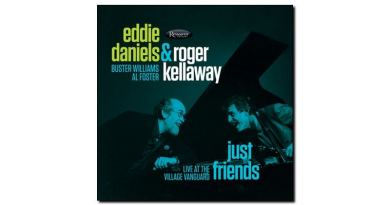 Daniels & Kellaway - Just Friends - Resonance, 2018 - Jazzespresso es