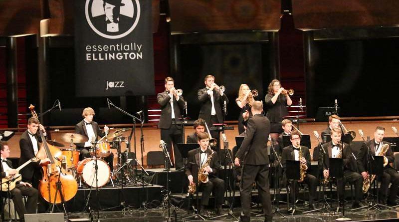 Essentially Ellington Competition Festival 2018 New York City EE.UU.