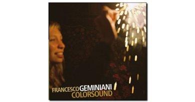 Francesco Geminiani - Colorsound - Auand, 2018 - Jazzespresso en