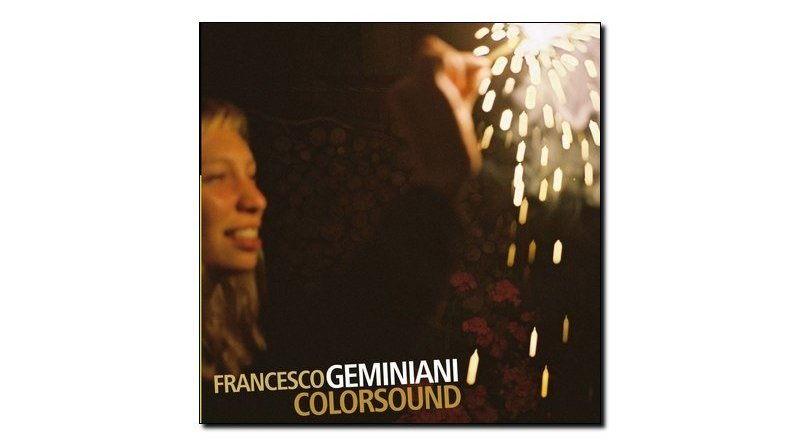 Francesco Geminiani - Colorsound - Auand, 2018 - Jazzespresso en