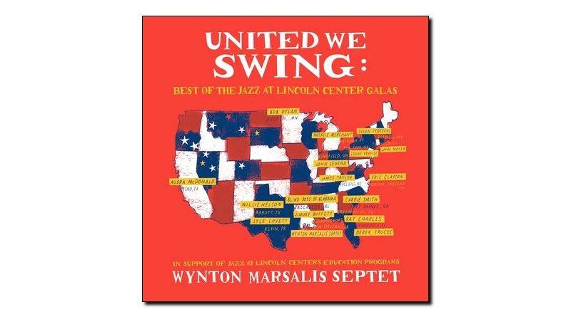 Marsalis septet - United We Sing - Blue Engine, 2018 - Jazzespresso en
