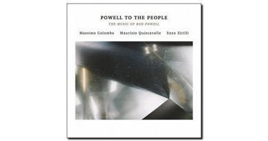Massimo Colombo - Powell to the People - 2018 - Jazzespresso cn