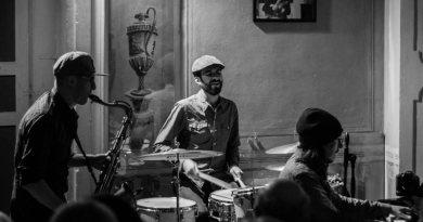 Pericopes + 1 European Legacy Tour - Jazzespresso