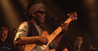 WDR big band feat. Richard Bona Live Leverkusener Jazztage 2015