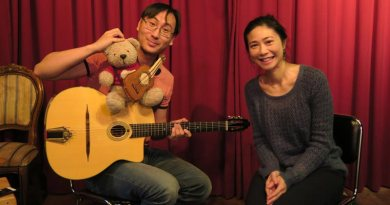 Denis Chang Jazzespresso revista jazz Eliza Wong entrevista