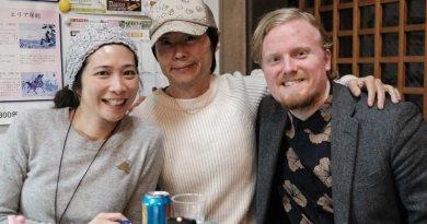 Dharma Jazzespresso 爵士杂志 Wong 专访 Jazz Jerve Fukukawa